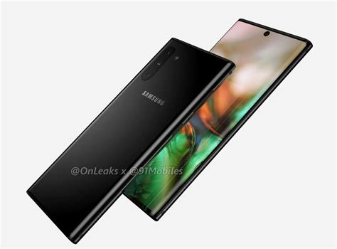 samsung galaxy note 10 could come with an ir blaster ubergizmo