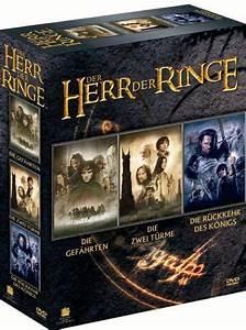 Der, Herr, Der, Ringe, -, Trilogie, 6, Dvds, Auf, Dvd