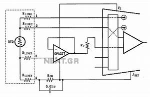 Xtr108 Circuit Diagram Of A Four