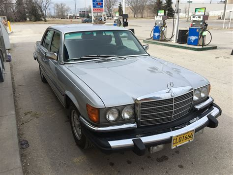 The w116 model is a sedan car manufactured by mercedes benz, sold new from year 1972 until 1980, and available after that as a used car. Pin by Jared on W116 - My Canadian 1980 450 SEL   Mercedes benz classic, Mercedes benz amg ...