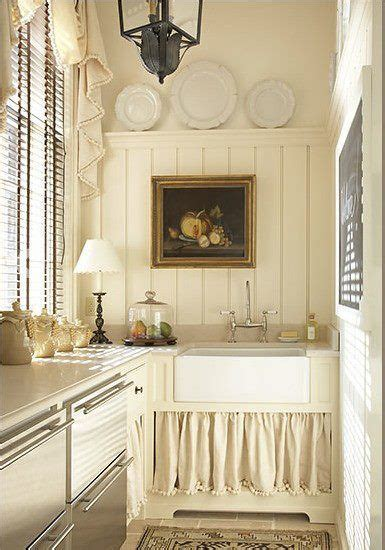 French Country Cottage Vintage Cottage Kitchen