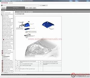 Toyota Corolla Altis Zre17  2014 Service Information Gisc