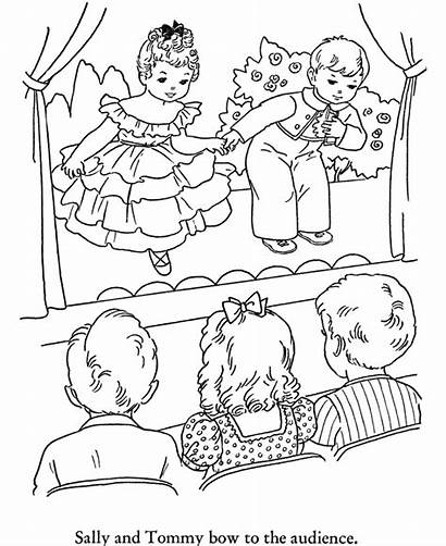 Coloring Winter Pages Play Indoor Activities Playing