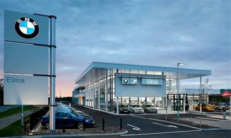 bmw dealership uk dealer puts bmw 39 s future retail program to the test