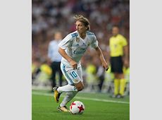Luka Modric Photos Photos Real Madrid v FC Barcelona