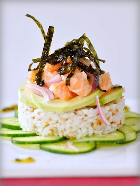 japanese fusion cuisine 17 best images about sushi on sushi ahi poke and sushi cake