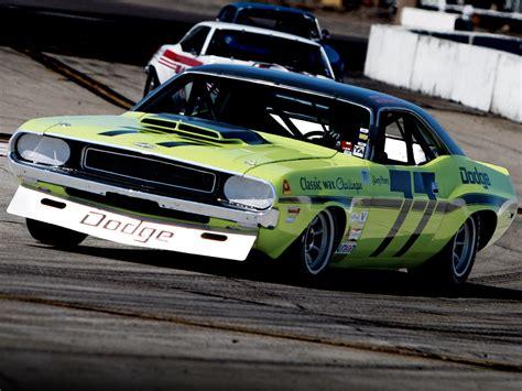 Race Dodge Challenger by Dodge Challenger Trans Am Race Car 1970