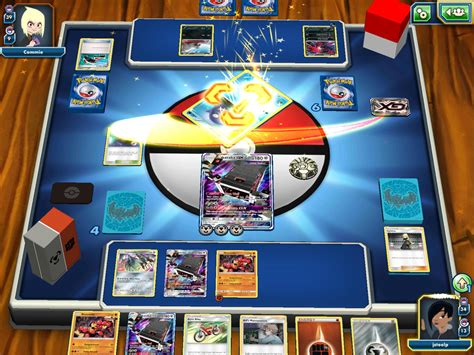 Get pokémon trading card game news, information, and strategy, check out sun & moon—team up, and browse the pokémon tcg card database! Gameplay Of The Pokemon Trading Card Game | Gaming Wallpaper
