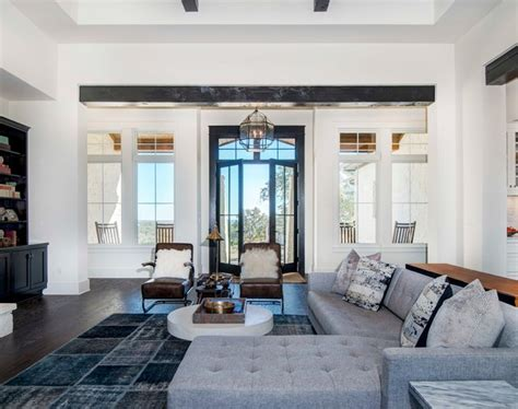 elegant transitional living room designs youll love