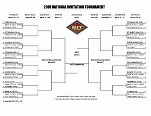 Ncaa Bracket To Fill Out Online Printable 2015 Nit Tournament Bracket