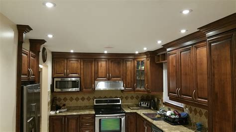 pot lights kitchen top five renovations that increase property value 1618