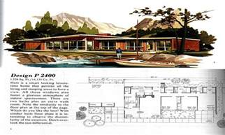 mid century home design 4 home plans with the midcentury modern look floor plans