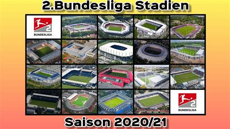 Submitted 5 months ago by material_number. Alle 2.BUNDESLIGA Stadien 2020/21 - YouTube