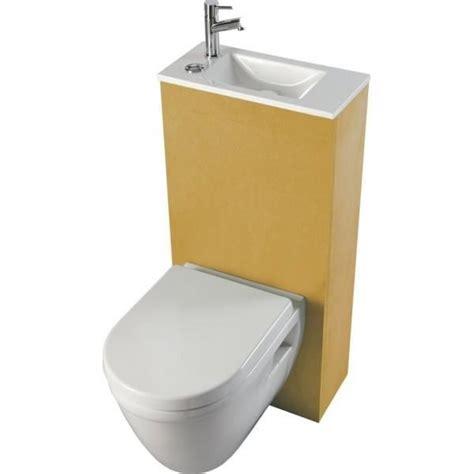 pack wc suspendu avec lave mains int 233 gr 233 pack wc