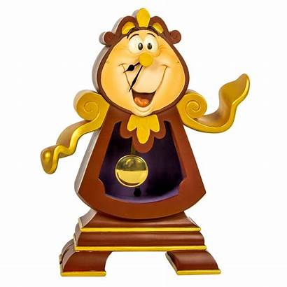Cogsworth Clock Beast Statue Limited Edition Grandfather