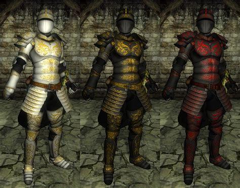 Oblivion Light Armor by Baron Armor At Oblivion Nexus Mods And Community