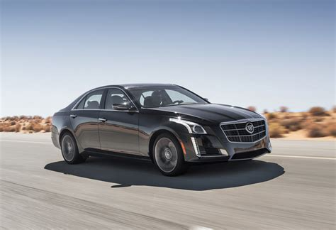 velde voice  cadillac cts earns  star safety