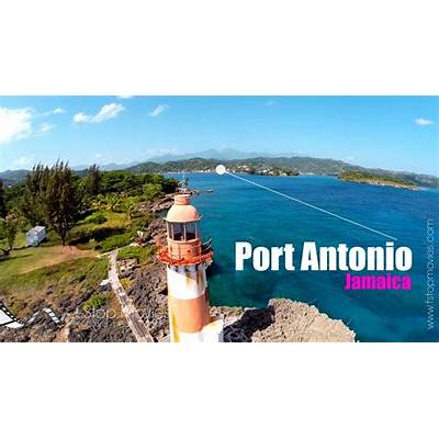 Jamaica Port Antonio : Caribic - We Create Beautiful