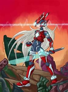 Megaman Zero Mythos by Gotetho on DeviantArt