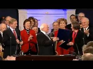 Inauguration of Michael D Higgins as Ninth President of ...