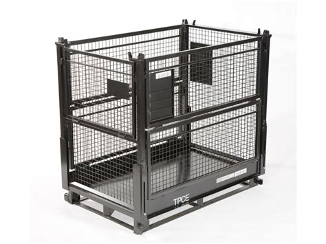 heavy duty folding cage metal cages