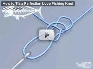 Perfection Loop Fishing Knot