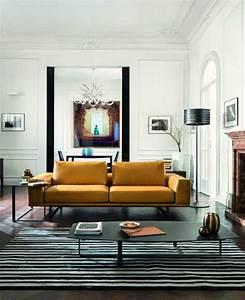 le canape natuzzi confort et style pour l39interieur With tapis ethnique avec canapé italien design natuzzi