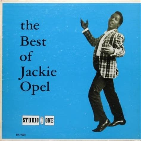 Jackie Opel by Come On Do The Reggaemotion Jackie Opel The Best Of