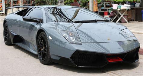 Lamborghini Car Models List