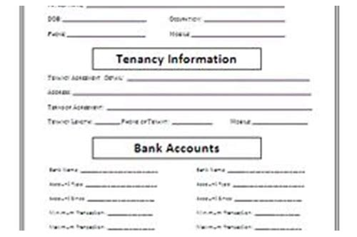Download tenant verification form noida :: reiscalococ