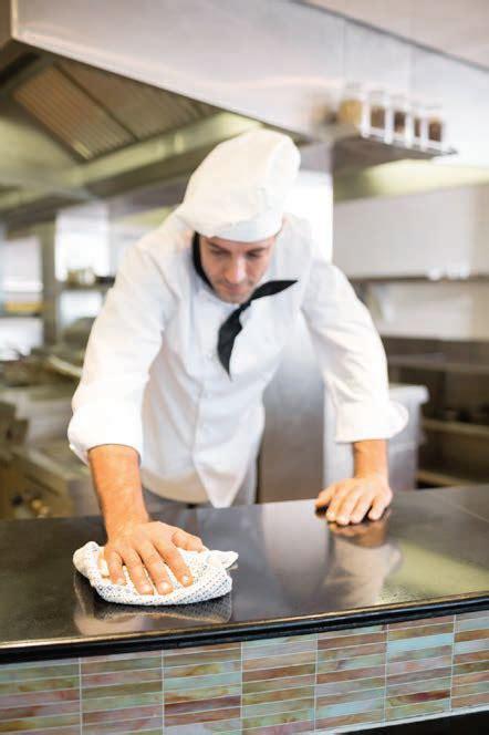 plan de nettoyage et de d駸infection cuisine la maîtrise du plan de nettoyage et de désinfection