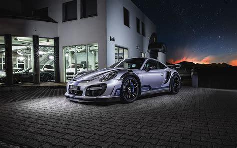 Porsche 911 Turbo Gt by 2017 Techart Porsche 911 Turbo Gt R Hd Wallpapers
