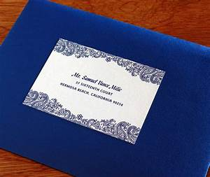 new indian wedding card design sunita letterpress With address labels for wedding invitations indian