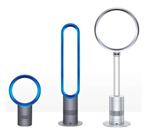 how dyson fan works dyson am01 am02 and am03 bladeless air multiplier fans