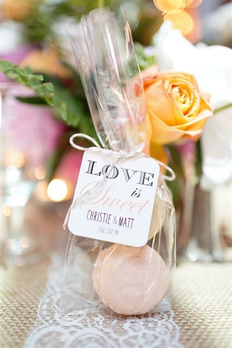 25 best ideas about food wedding favors on pinterest