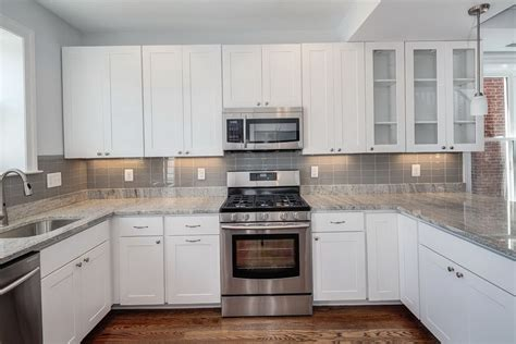 kitchen backsplash ideas white cabinets kitchen tile backsplash ideas with oak cabinets home design ideas