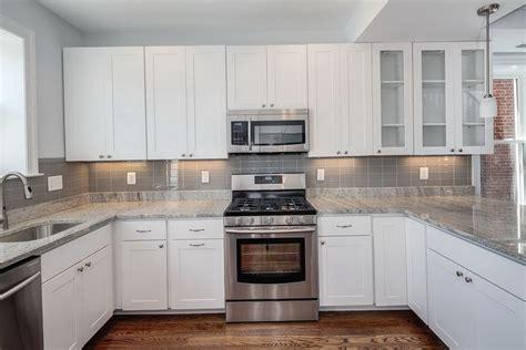 kitchen backsplash ideas for white cabinets kitchen tile backsplash ideas with oak cabinets home design ideas