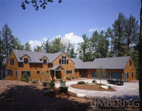 hampshire timberpeg timber framer timberframe builder nh