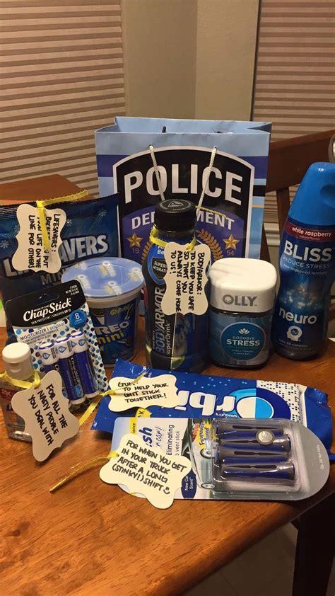 police appreciation gift   husband gift ideas