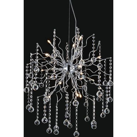 blossom chandelier cwi lighting cherry blossom 15 light chrome chandelier