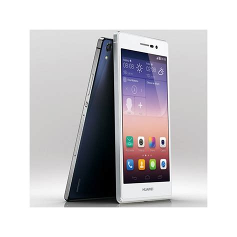 N/P : P7-L12 - HUAWEI - HUAWEI P7 Smartphone BLANCO 5