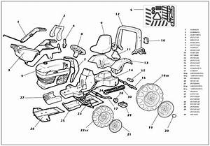 Interior Car Body Parts Names