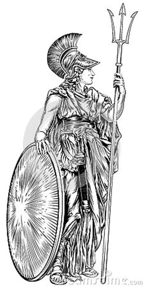 Billboard Illustration athena greek goddess stock vector image 227 x 450 · jpeg