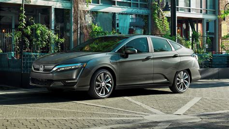 2018 Honda Clarity Electric Launches With $199 Monthly
