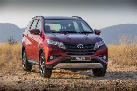 Toyota Rush First Drive Impressions - Driven