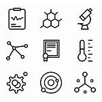 Laboratory Icon Chemistry Vector Icons Stuff Flat