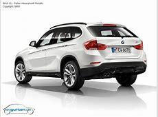 BMW X4 Mineralweiß Metallic Farben