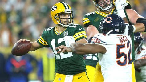 nfl picks predictions  week  packers beat bears