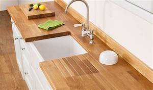 Huile Pour Plan De Travail : huiler vitrifier cirer ou vernir un plan de travail en bois ~ Premium-room.com Idées de Décoration
