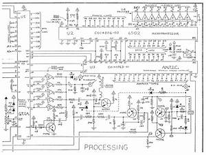 Colecovision Power Supply Wiring Diagram